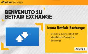 conto Betfair Exchange